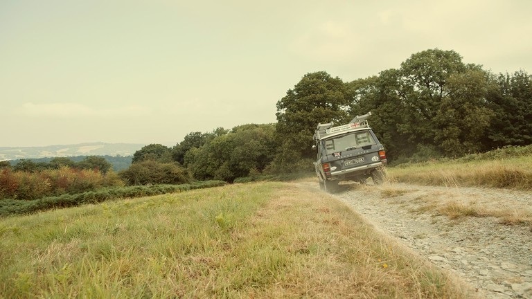 Jaguar Land Rover – Dealer platform – Roadtrip