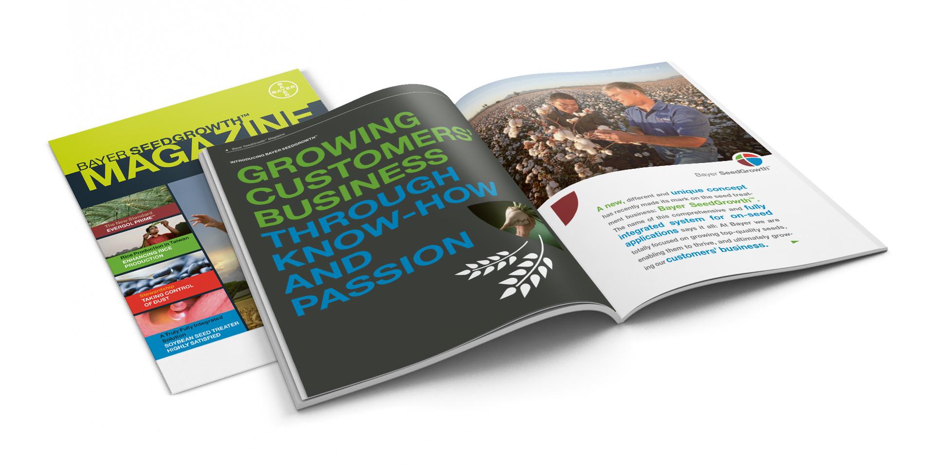 Bayer SeedGrowth Magazine
