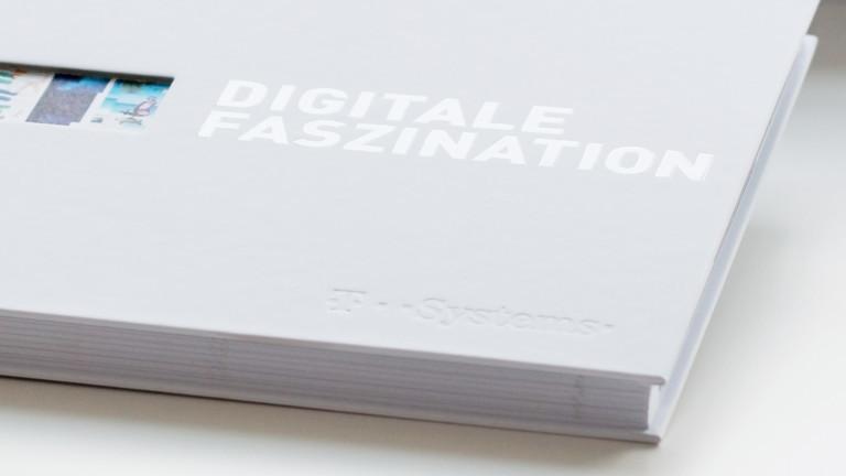 T-Systems AR-Buch Digitale Faszination