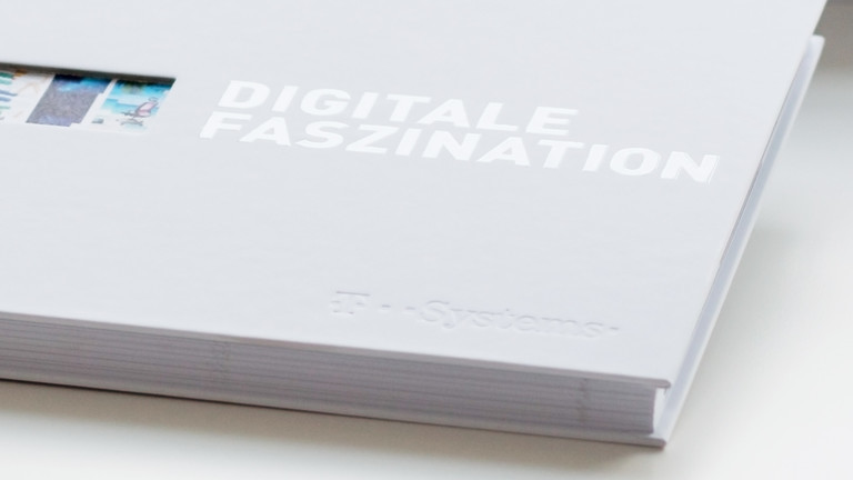 T-Systems AR-Buch Digitale Faszination