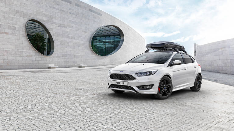 Ford Europe – Online Accessory Catalogue – Development & Maintenance