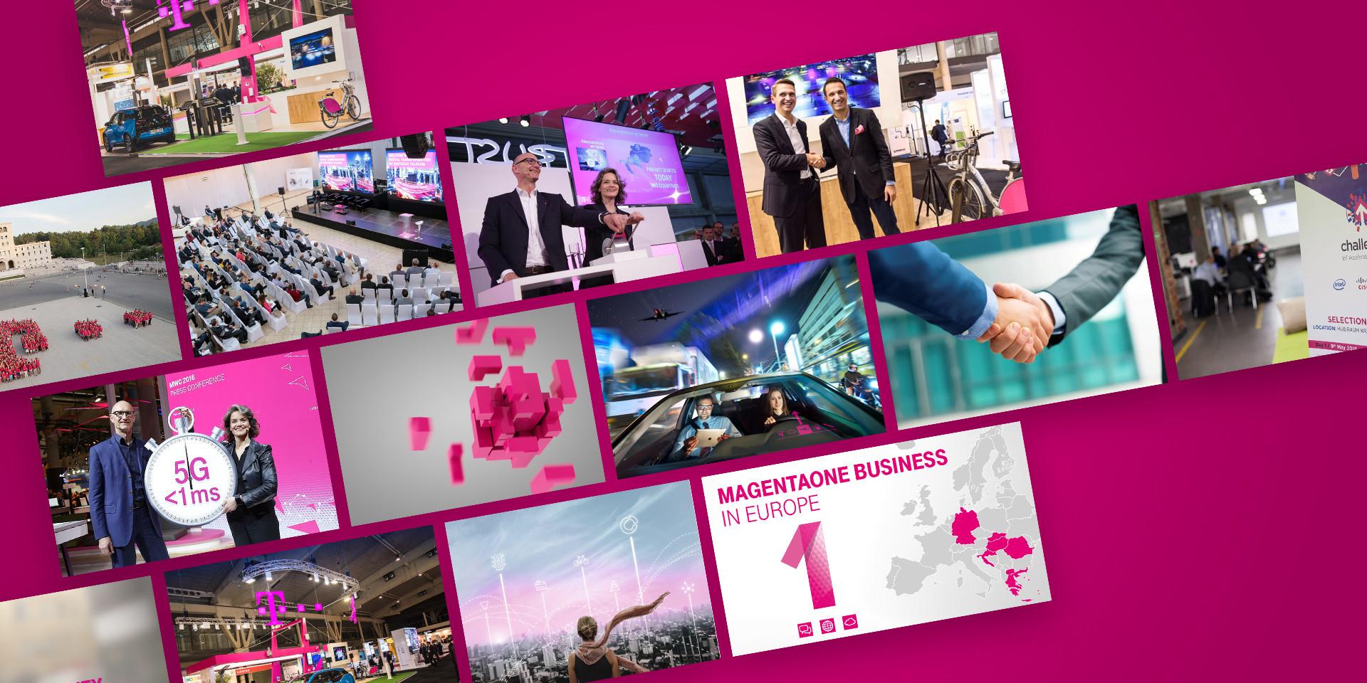 Deutsche Telekom – B2B Europe – Public Relations