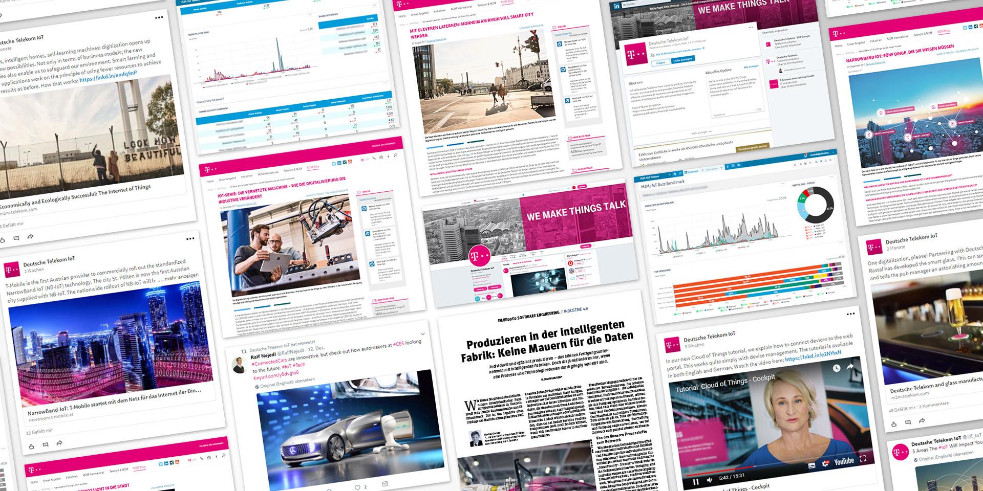 Deutsche Telekom IOT Media Relations