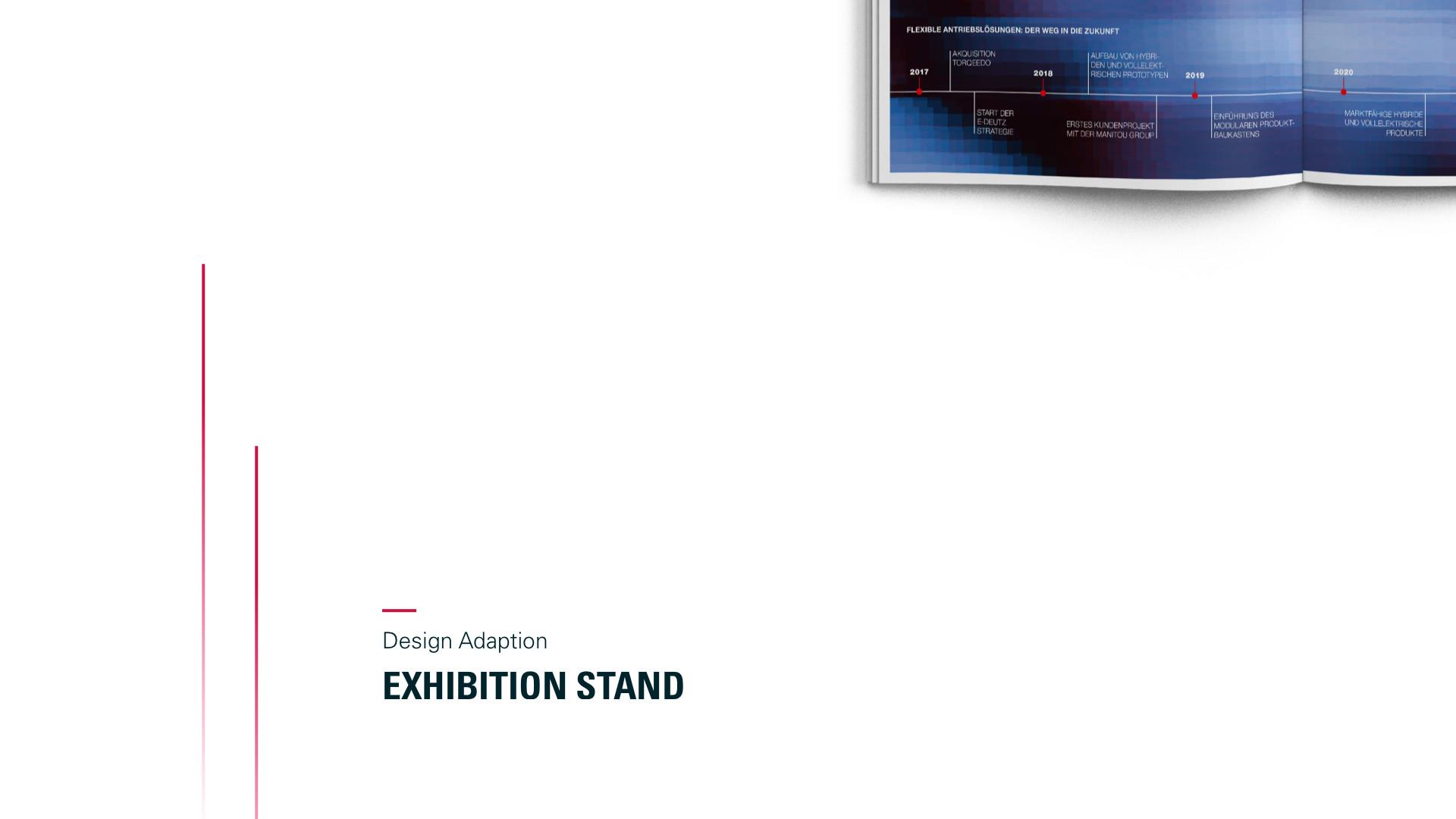 Deutz Exhibition Stand