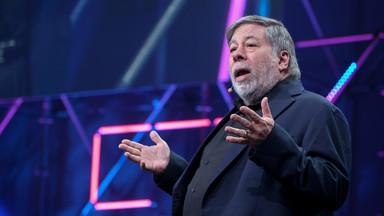 Steve Wozniak auf der Digital 2018