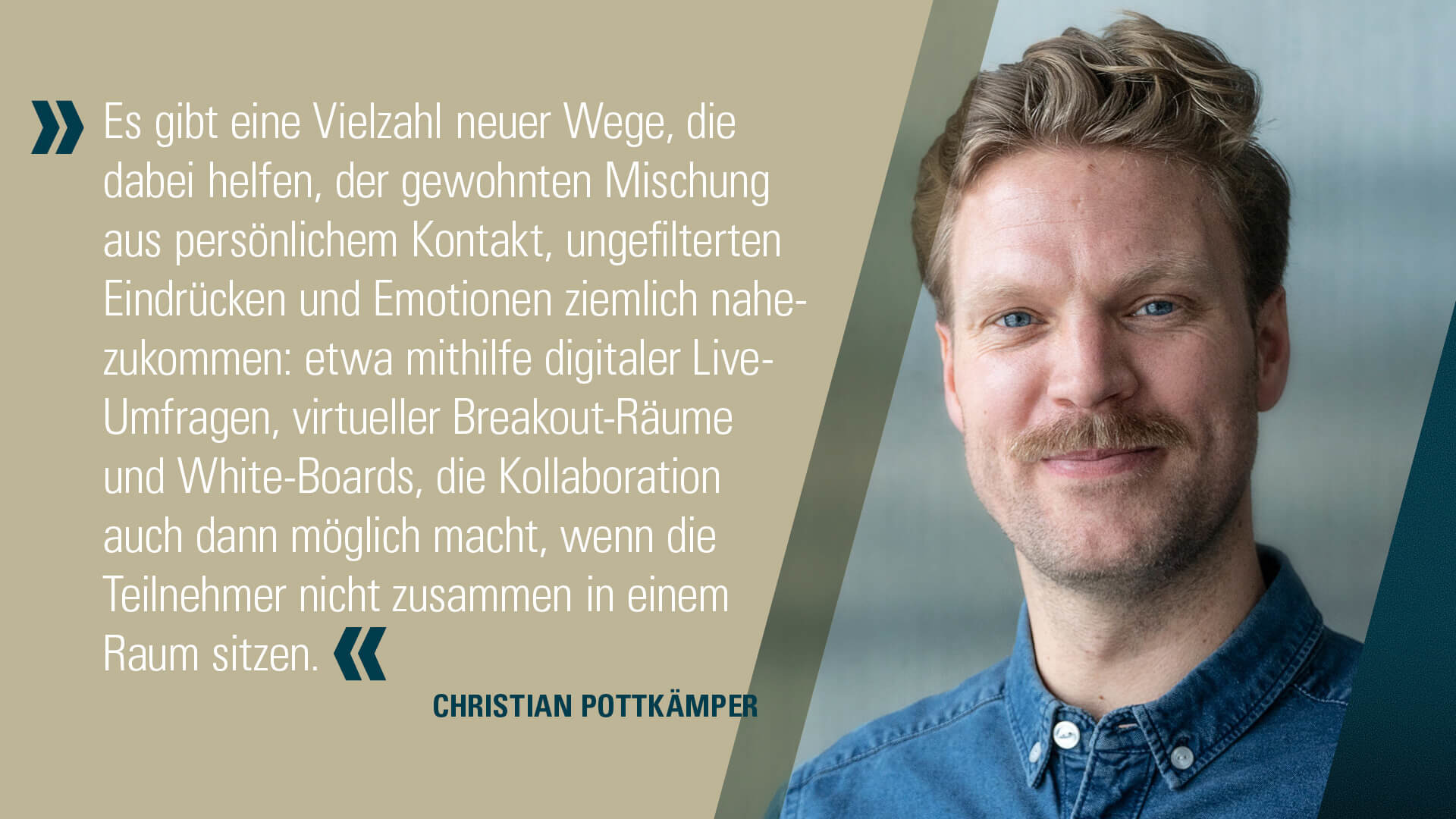 Christian Pottkämper Zitat