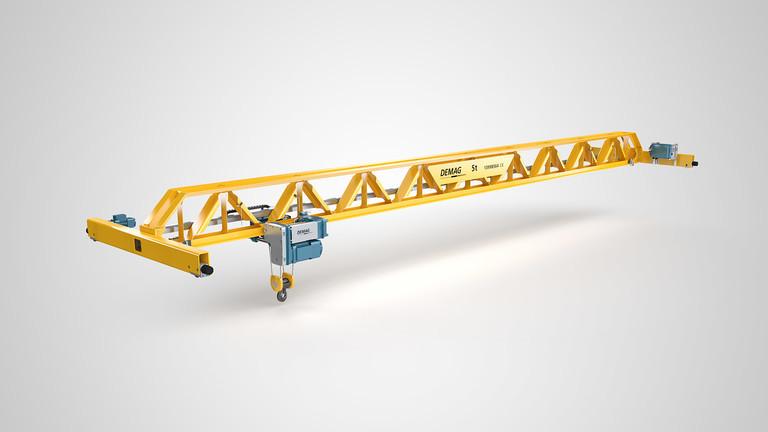 Demag Cranes – V-Profilkran