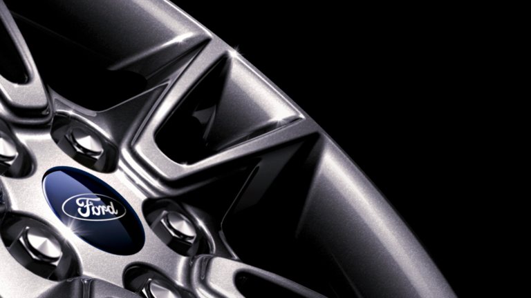 Ford Europe Online Accessory Catalogue Header
