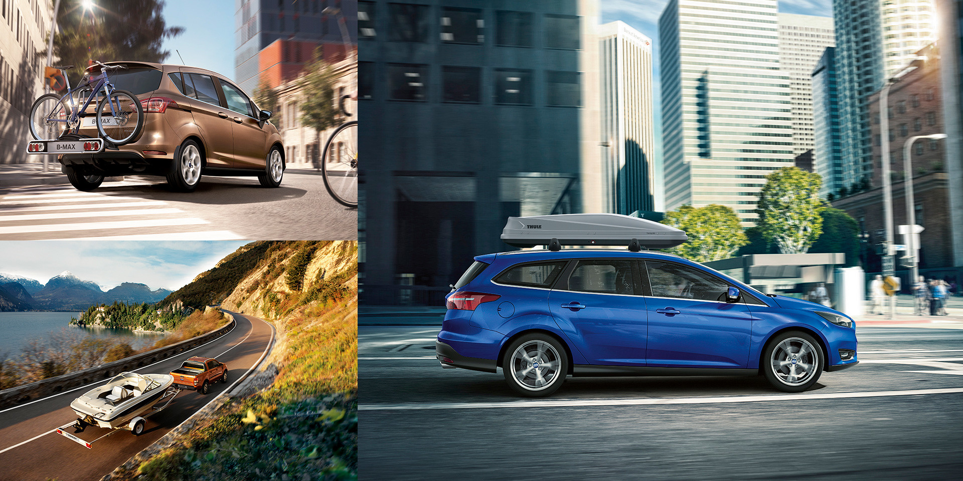Ford Europe – Online Accessory Catalogue – Image Bilder