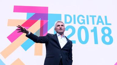 Digital 2018 der Deutschen Telekom