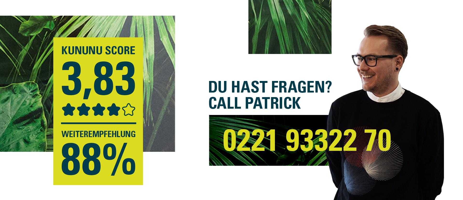 Call Patrick Borde