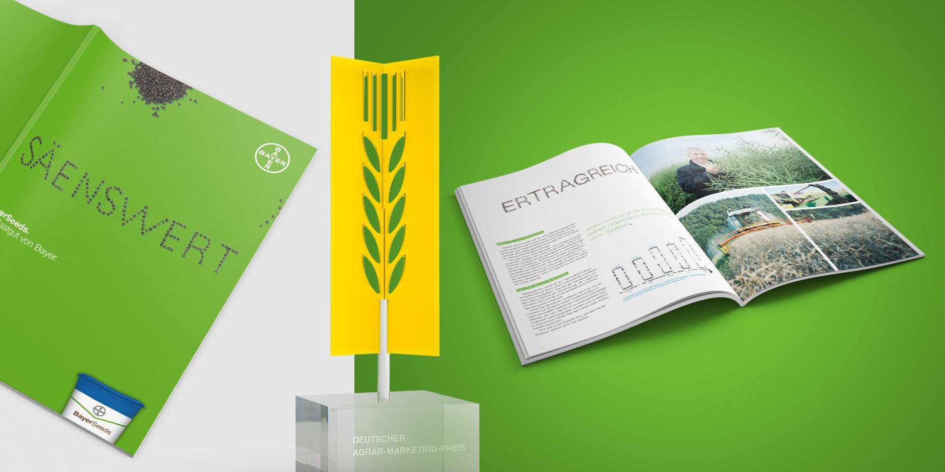 Bayer – Säenswert – Deutscher Agrar-Marketing-Preis 2015