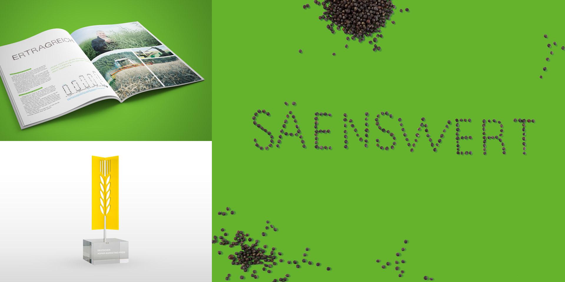 Bayer – See(d)-worthy – German Agrar Marketing Award 2015