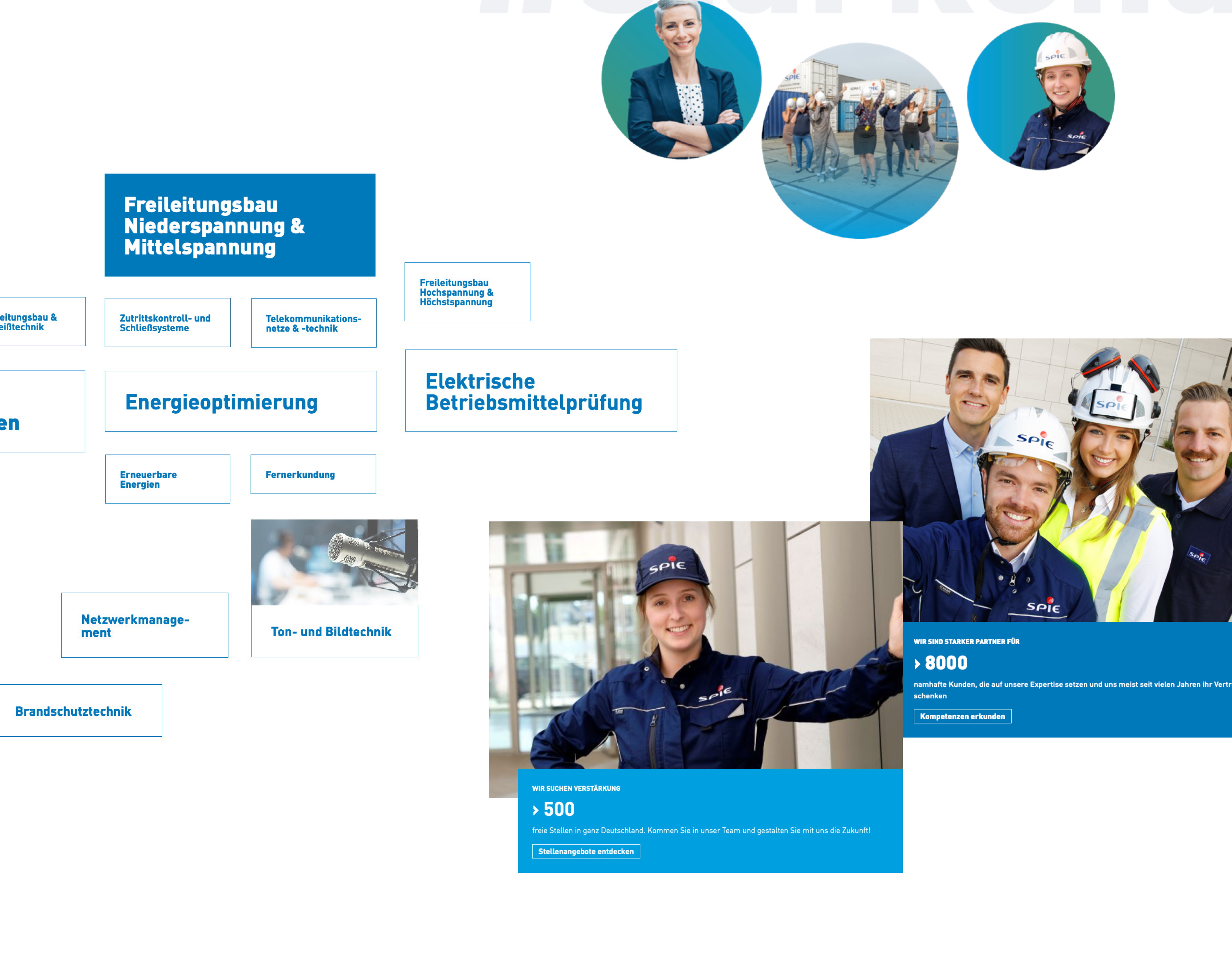 Spie Career Page