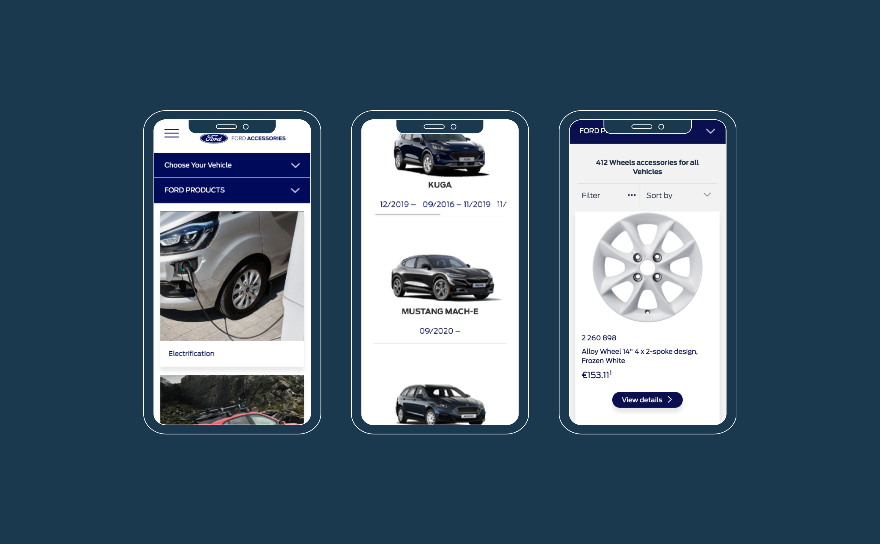 Mobile Ford Online Accessory Catalogue