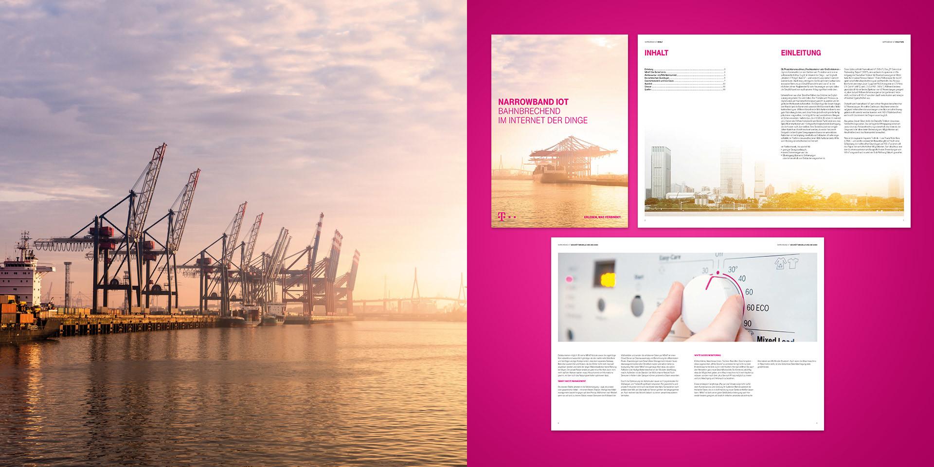 Deutsche Telekom – M2M / IOT – Brochure